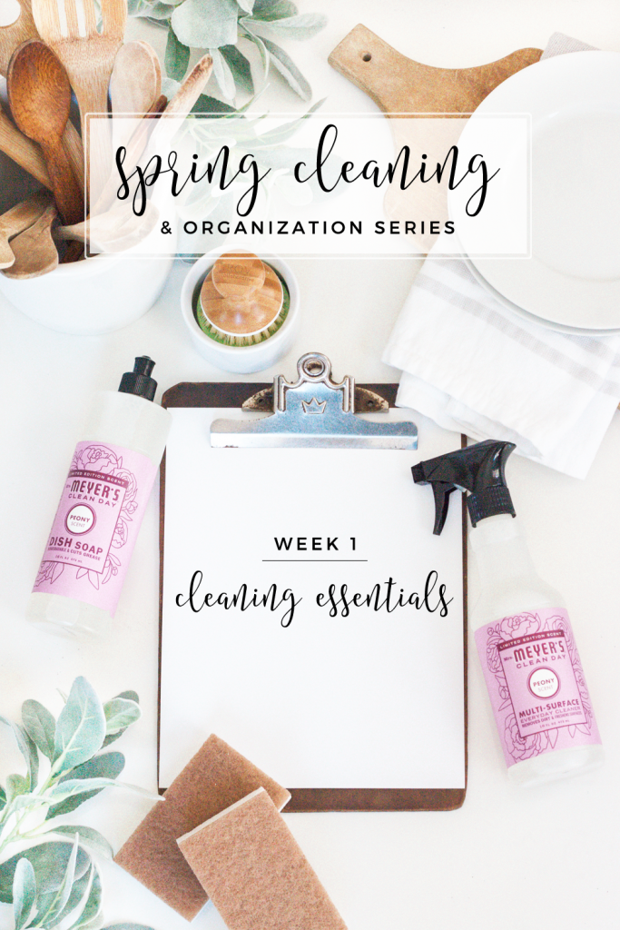 Must-Have Cleaning Essentials | Spring Cleaning Series | Week 1