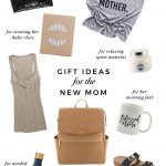 Gift Ideas for New Moms, What She Really Wants!